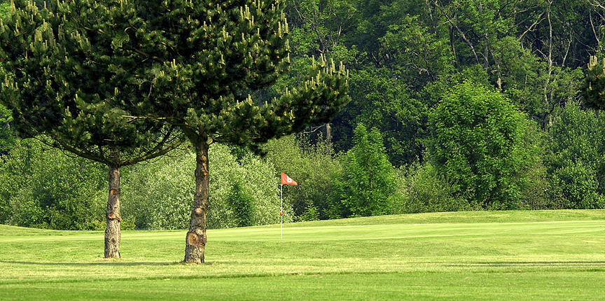 Golf de Saint-Aubin - Paris