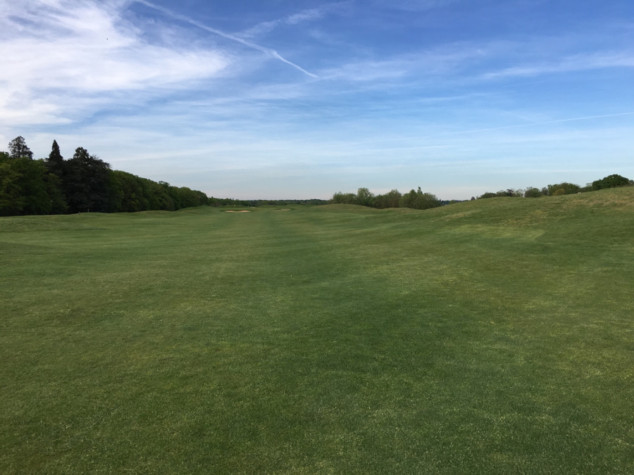 Golf de Saint-Marc - Paris
